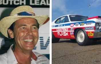 """Meet Butch Leal, """"The California Flash"""""""